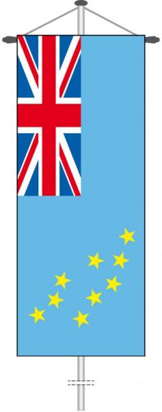 Tuvalu als Bannerfahne