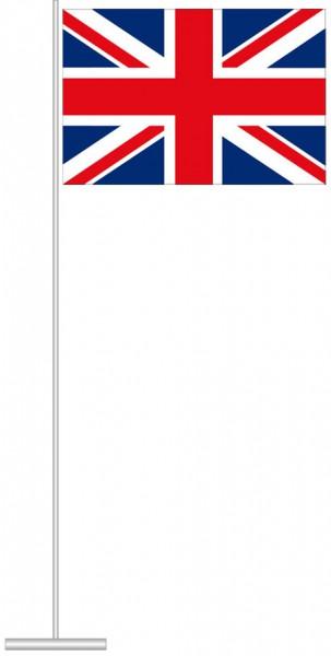 Großbritannien als Tischfahne