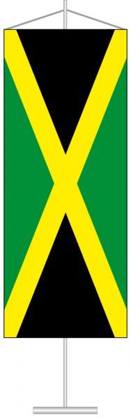 Jamaika als Tischbanner