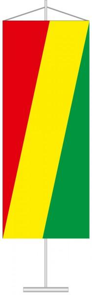 Kongo Brazzaville als Tischbanner
