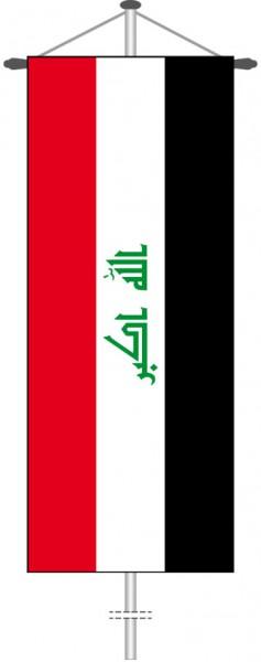 Irak als Bannerfahne