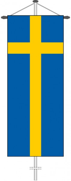Schweden als Bannerfahne