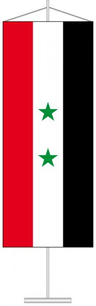 Syrien als Tischbanner