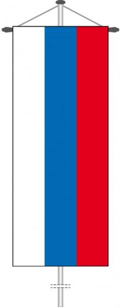 Russland als Bannerfahne