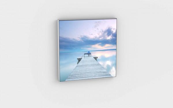 Deko-Frame im Quadrat
