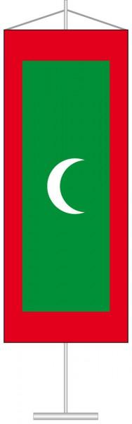 Malediven als Tischbanner