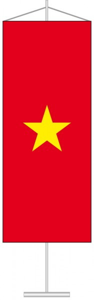 Vietnam als Tischbanner