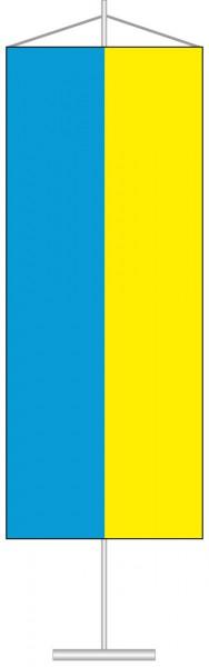 Ukraine als Tischbanner