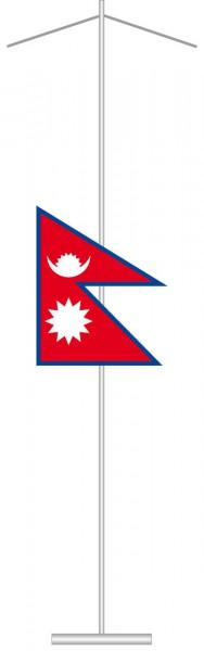 Nepal als Tischbanner