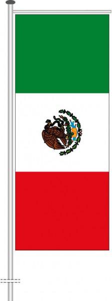 Mexiko als Auslegerfahne