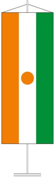 Niger als Tischbanner