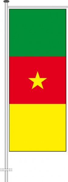 Kamerun als Auslegerfahne