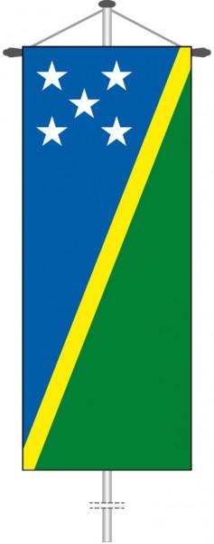 Salomonen als Bannerfahne