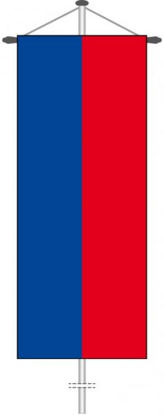 Haiti als Bannerfahne