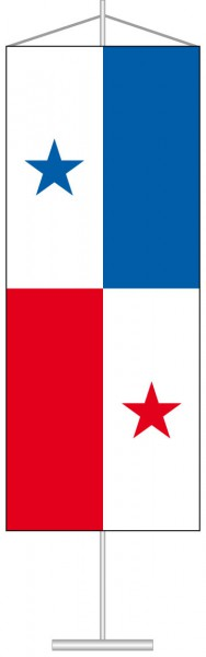 Panama als Tischbanner