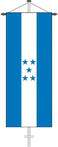 Honduras als Bannerfahne