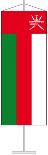 Oman als Tischbanner
