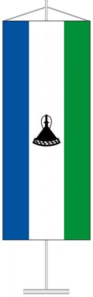 Lesotho als Tischbanner