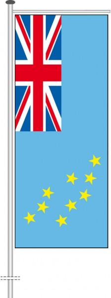 Tuvalu als Auslegerfahne