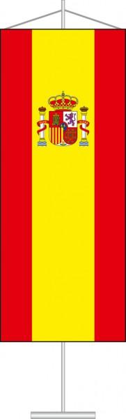 Spanien als Tischbanner