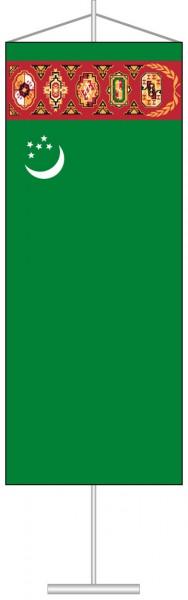 Turkmenistan als Tischbanner