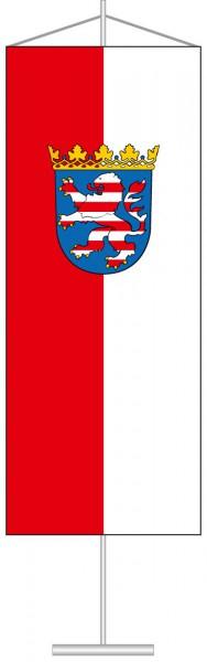 Hessen - Dienstflagge als Tischbanner