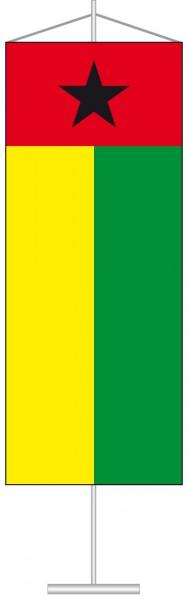 Guinea-Bissau als Tischbanner