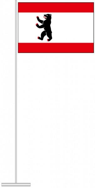 Berlin - Bürgerflagge als Tischfahne