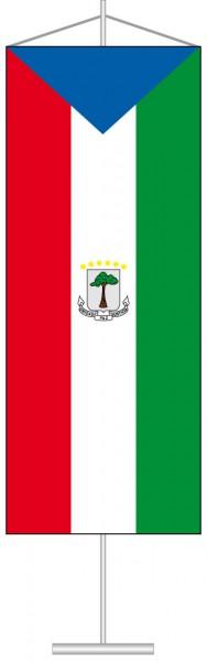 Aequatorialguinea als Tischbanner