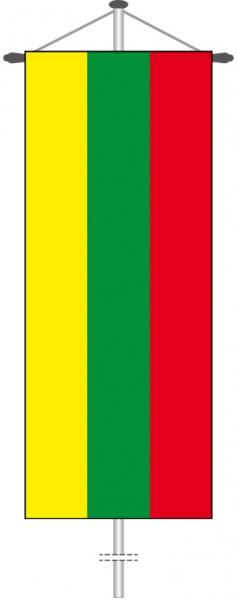 Litauen als Bannerfahne