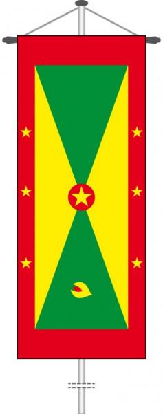Grenada als Bannerfahne