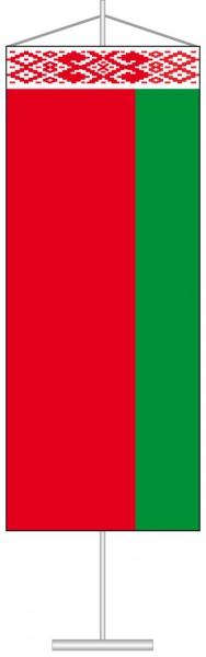 Weissrussland Belarus als Tischbanner