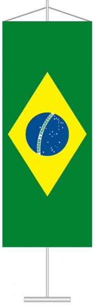 Brasilien als Tischbanner