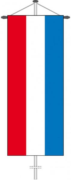 Luxemburg als Bannerfahne