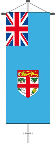 Fidschi als Bannerfahne