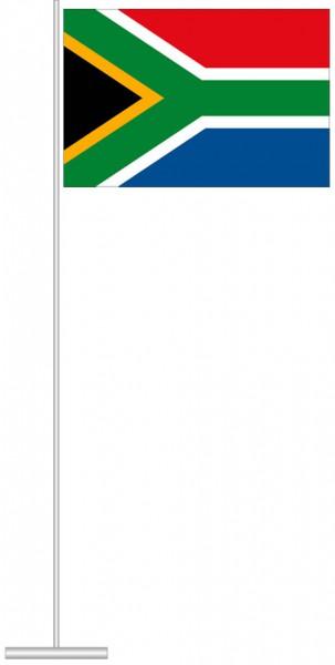 Suedafrika als Tischfahne