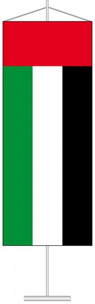 Vereinigte Arabische Emirate als Tischbanner
