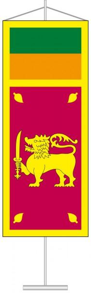 Sri Lanka als Tischbanner