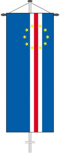 Kap Verde als Bannerfahne