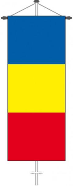 Andorra als Bannerfahne