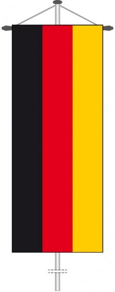 Deutschland als Bannerfahne