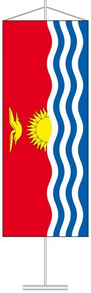 Kiribati als Tischbanner