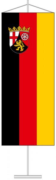 Rheinland-Pfalz - Bürgerflagge als Tischbanner