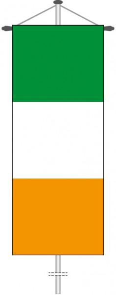 Irland als Bannerfahne