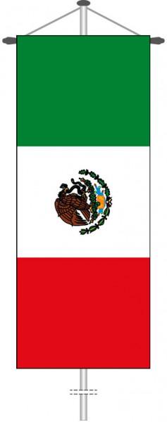 Mexiko als Bannerfahne