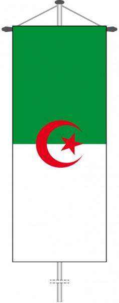 Algerien als Bannerfahne