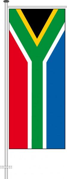 Suedafrika als Auslegerfahne
