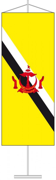 Brunei als Tischbanner