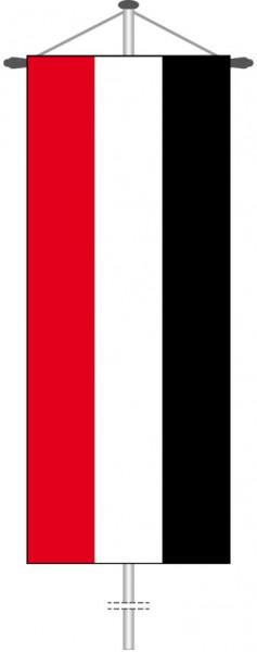 Jemen als Bannerfahne