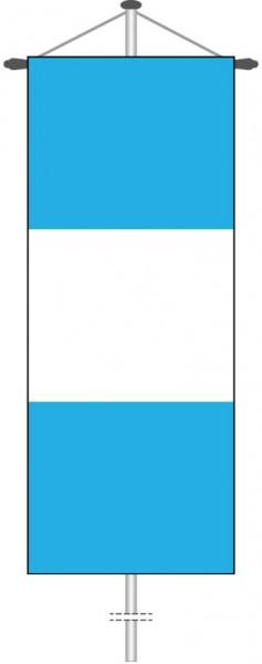 Guatemala als Bannerfahne